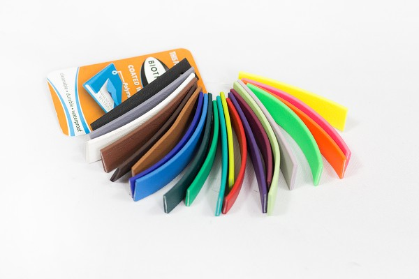 Biothane Farbmuster - alle Farben